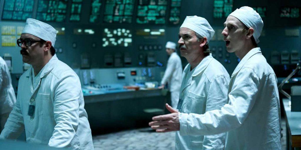 фильм о Чернобыле