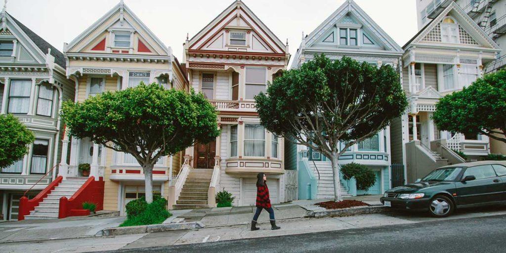 жилье в Сан-Франциско