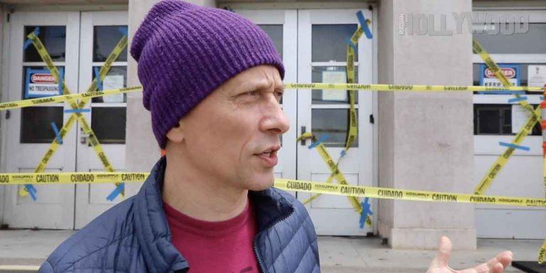 Видеорепортаж: землетрясение в Риджкрест